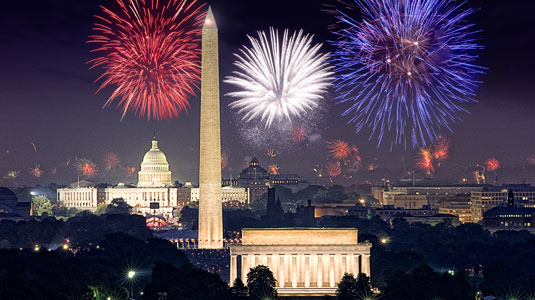 """Fourth of July """"A Capitol Fourth"""" Concert"""