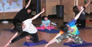 Saturday — Free Yoga at Petworth Library