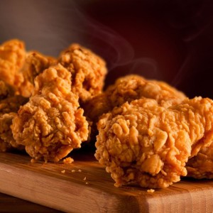 Get Hot Wings for 50¢ at KFC