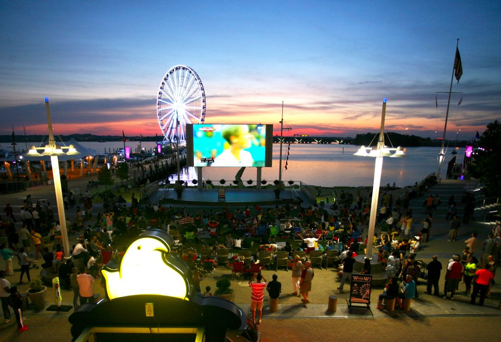 Movies on the Potomac