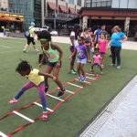 FREE Family Fitness Class at National Harbor