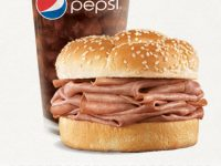 Get Free Roast Beef Sandwich at Arby's