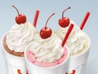 Sonic offers half-price shakes after 8 p.m.