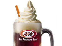 Free Root Beer Float at A & W Restaurants