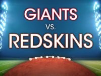 Huge Discount on Tickets to Redskins-Giants Game