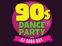 Free: Throwback to 90s Dance Party