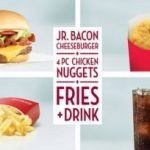 Wendy's Serves Up Savings with 4 for $4 Meal