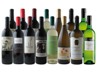 Ending Today! Discounted 15-bottle Wine Package Deal
