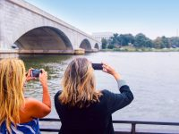 Discount Tickets for Georgetown to Alexandria Monument Tour — Sightsee Along the Potomac