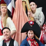 """Half Price Tickets to """"Bon Voyage! A Happenstance Escapade"""": Whimsical Troupe Travels to France"""