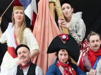 "Half Price Tickets to ""Bon Voyage! A Happenstance Escapade"": Whimsical Troupe Travels to France"
