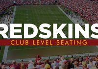 Discount Tickets to Watch Redskins Games in Style With Club Level Seating