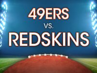 Discounts to See Redskins vs 49ers
