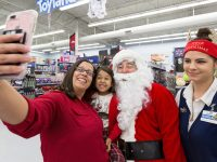 Walmart Gears Up for Christmas Holidays
