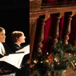 Enjoy the Free Community Sing: Lo How a Rose E'er Blooming at the Folger Theater