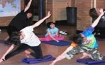Free yoga at Petworth Library on Saturday