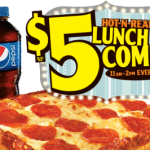 Little Caesars' $5 Hot-N-Ready lunch combo