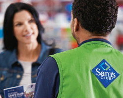 Save $46 on Sam's Club membership package